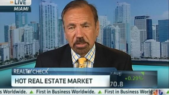 La demanda está que arde en el mercado inmobiliario