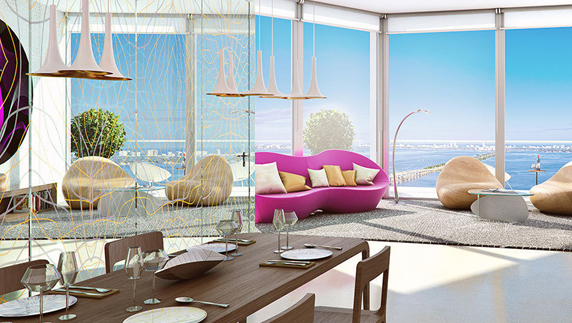 Tendencia Inmobiliaria: Colaboraciones en diseño de interiores |