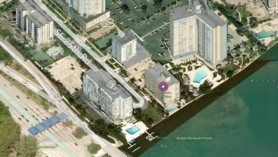 Un nuevo condominio de lujo frente al agua se levantará en Brickell