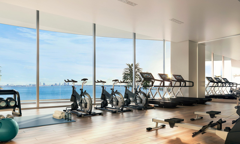 09-Una-Residences-Gym
