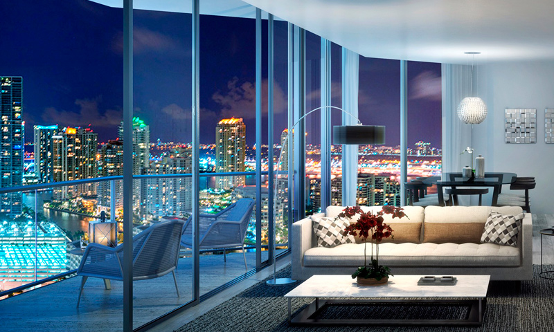 20-Panorama-Tower-Living-Room-Balcony