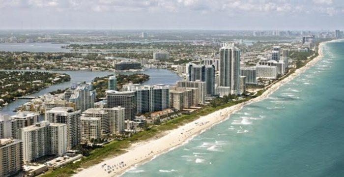 Los 5 mejores condominios del área de Miami Beach en 2019.