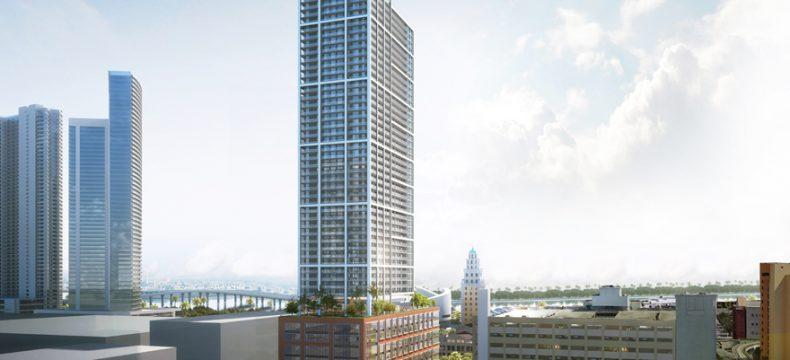 Natiivo Miami es el nuevo edificio de lujo con la marca AirBnb