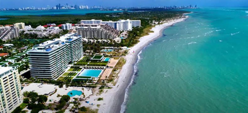 Key Biscayne Real Estate: Oportunidades inmobiliarias en un ambiente familiar y seguro.
