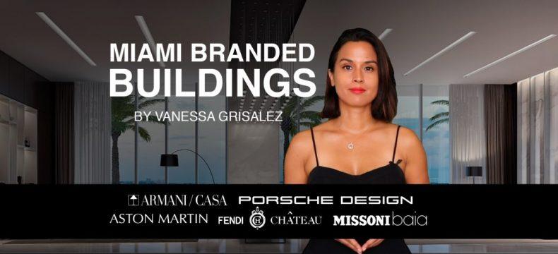Los principales edificios de marca en Miami en el 2020