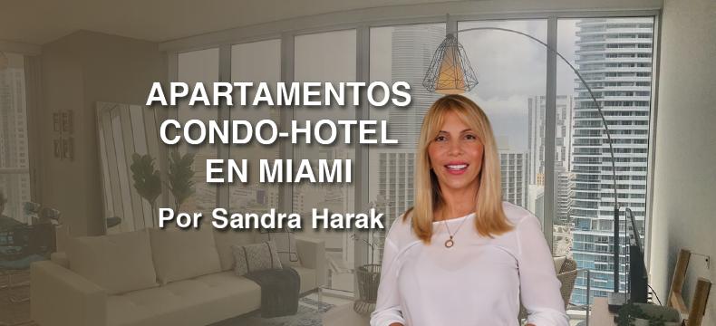 Invertir en apartamentos condo hotel en Miami 2020