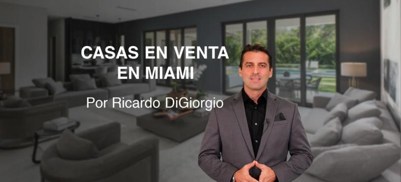 Casas en venta en Miami 2020
