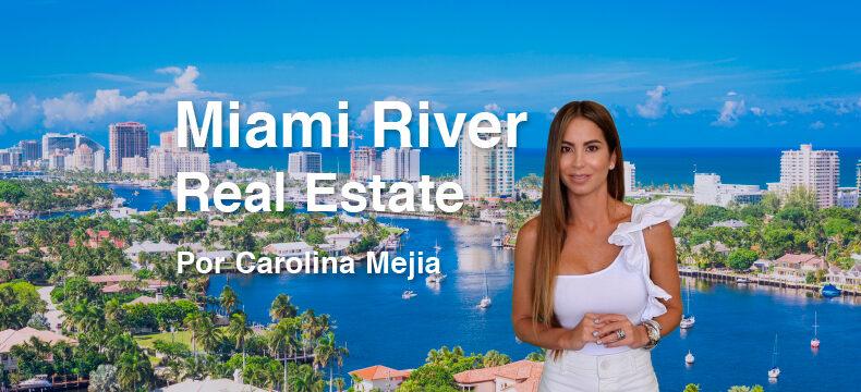 Apartamentos en el Río Miami, Brickell y Downtown (2021) por Carolina Mejia