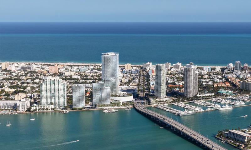 04-Five-Park-Miami-Beach-Location