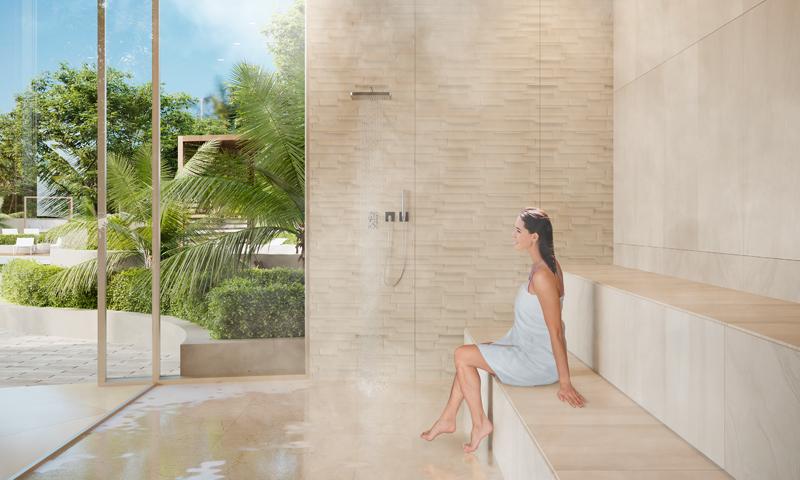 12-Aria-Reserve-Garden-Level-Wellness-Area-Shower