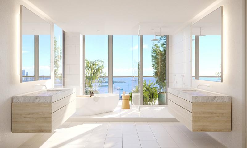 18-Five-Park-Miami-Beach-Bathroom