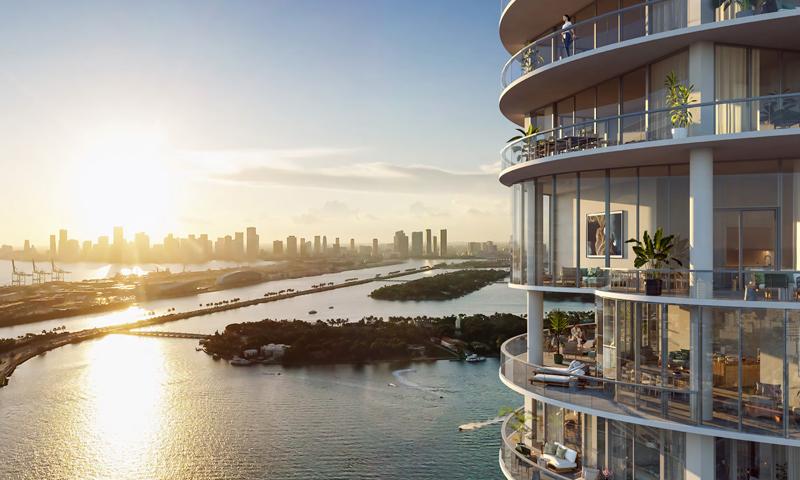 19-Five-Park-Miami-Beach-Balcony