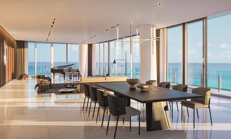29-Aston-Martin-Residences-Dining-Room