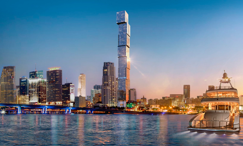 01-Waldorf-Astoria-Miami-Building-September-2021