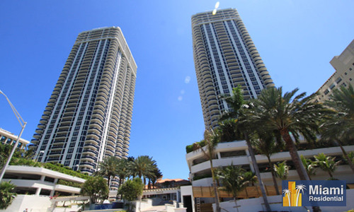 Aventura Harbor Apartments North Miami Beach