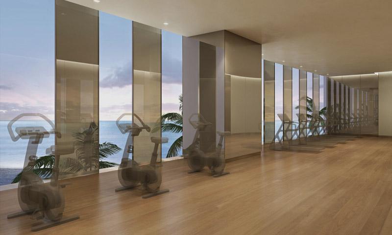 Armani-fitness-center