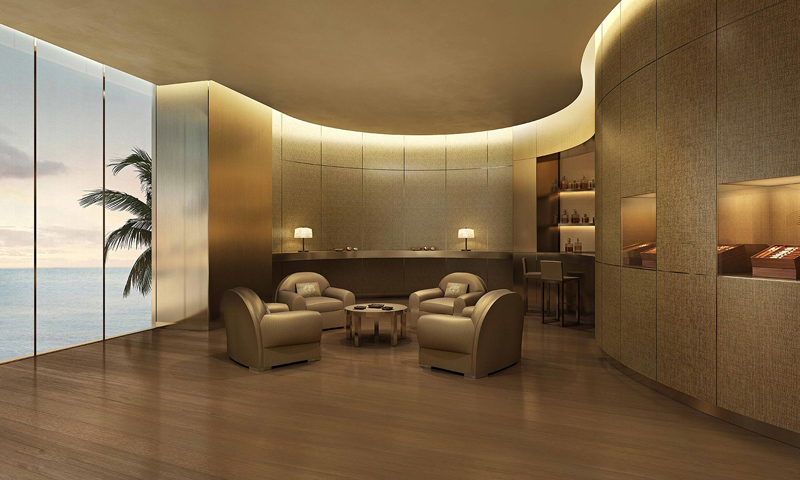 armani-residence-cigar-room
