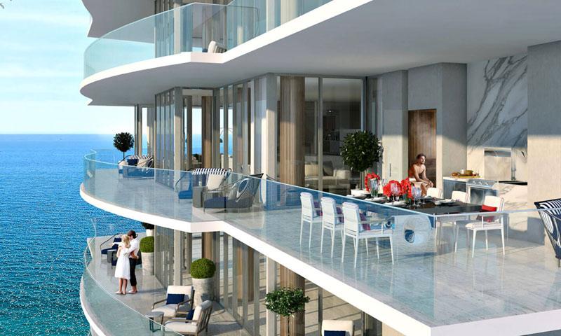 The-Estates-at-Acqualina-Balcony-view