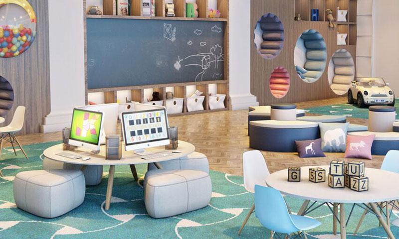 The-Estates-at-Acqualina-Childrens-Playroom