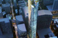 18 Brickell: a nova promessa arquitetônica com um design vibrante que embelezará Downtown Miami!