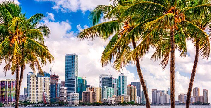 Miami está agora mais segura do que nunca