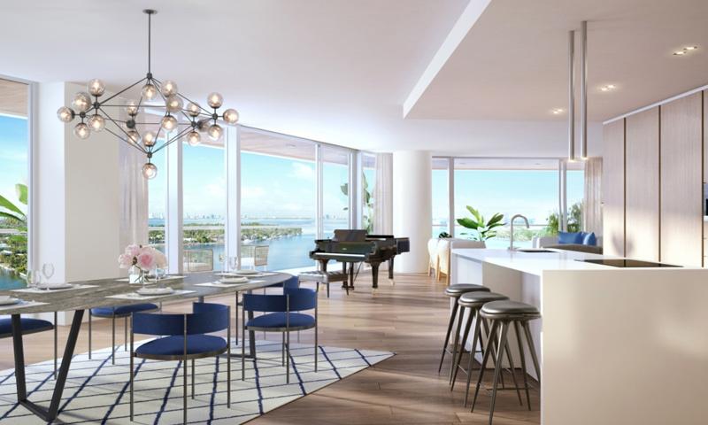 12-Monaco-Miami-Beach-Kitchen-and-Dining-Area