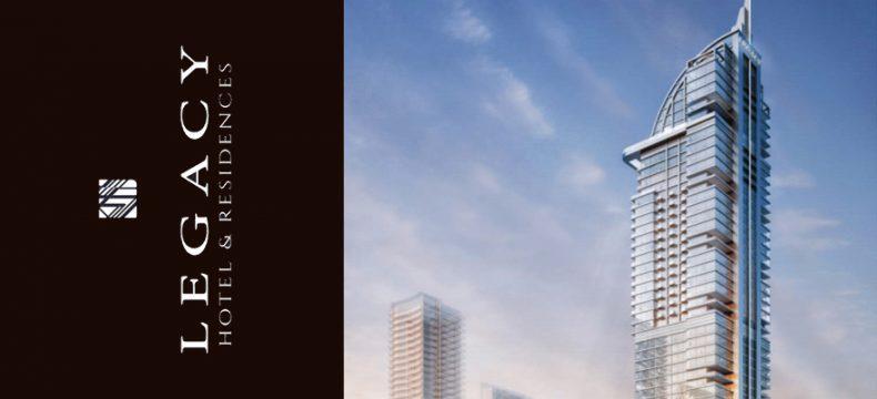 O Legacy Residences é o novo empreendimento hoteleiro com aluguel por noite no centro de Miami