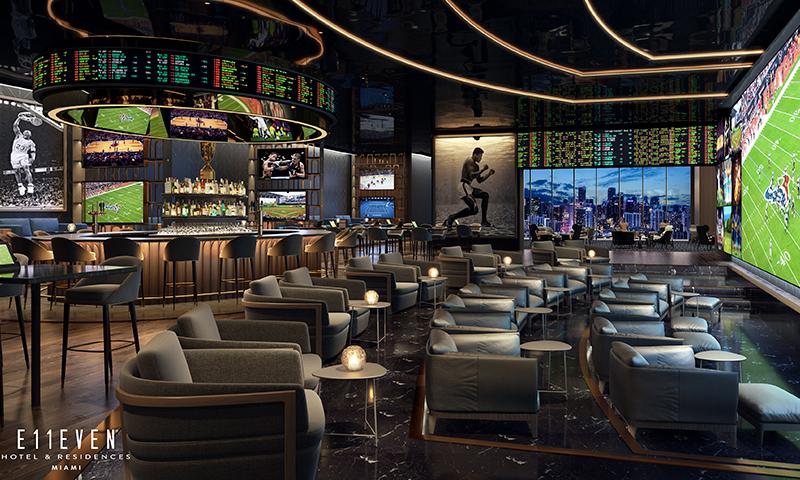 07-E11even-Residences-Sports-Lounge