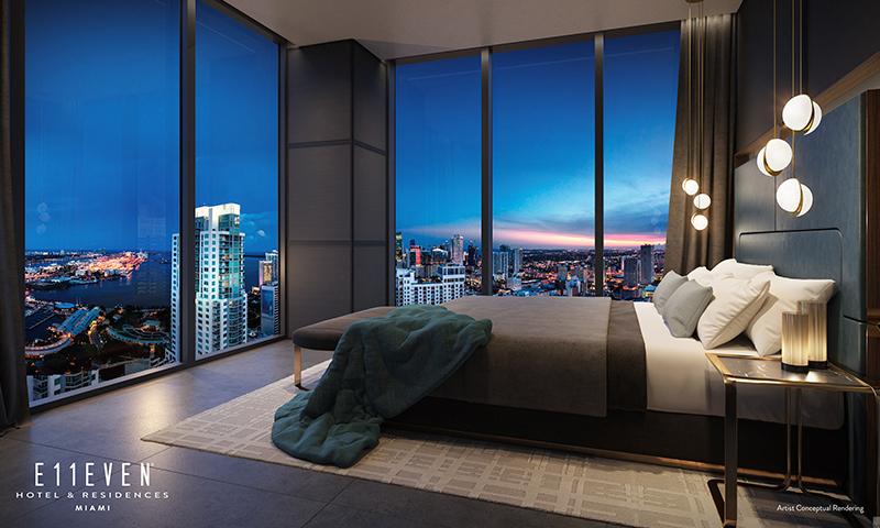 12-E11even-Residences-Master-Bedroom