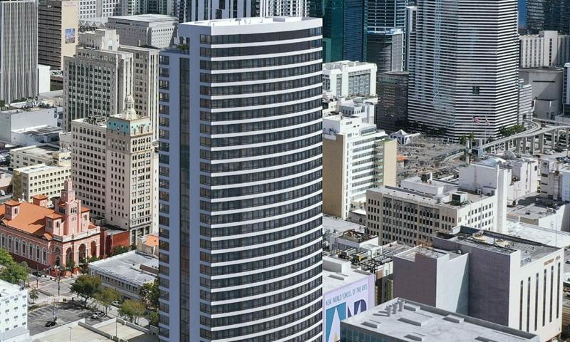 02-The-District-Miami-Building