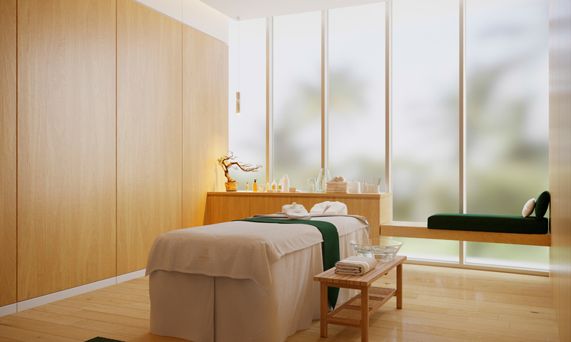 13-Aria-Reserve-Garden-Level-Wellness-Area-Massage-Room
