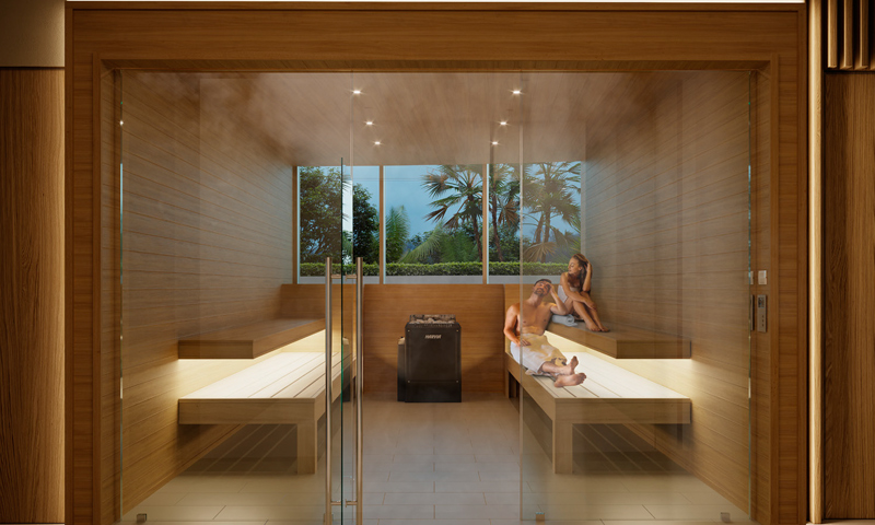 14-Aria-Reserve-Garden-Level-Wellness-Area-Sauna
