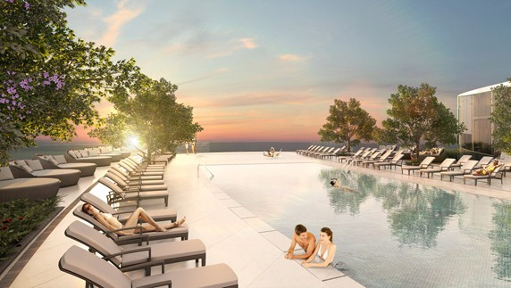 Edgewater's Next Generation of High-Rises is about to start