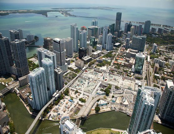 Miami growing