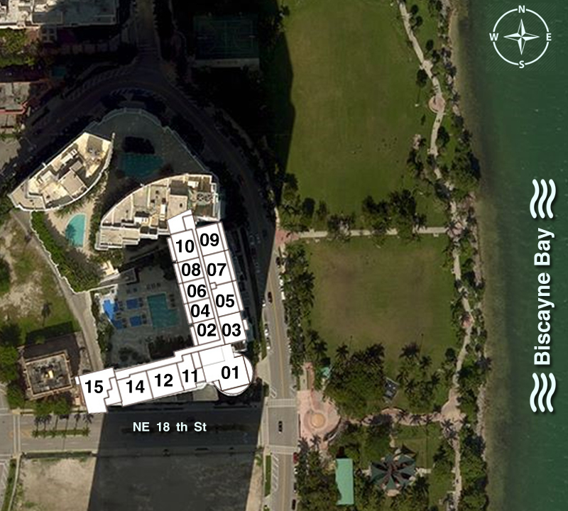 1800 club pricing floor plans inventory and photos for 1800 club miami floor plans