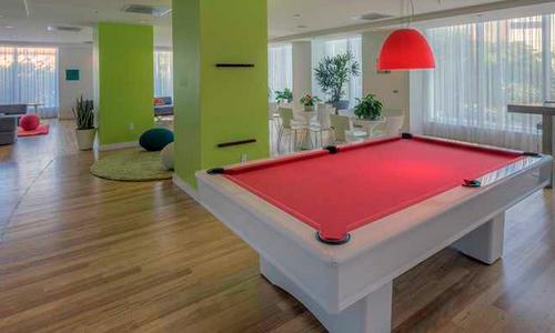 Loft-II-Pool-Table