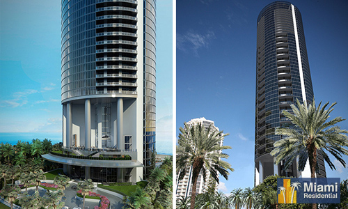 Porsche Design Tower Premium Residences For Sale