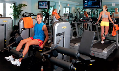 St-Tropez-Gym