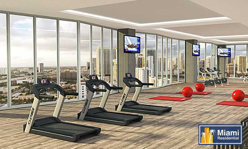 Brickell_Ten_Condos_Fitness-center