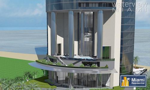 PorscheTower_Car_Elevator