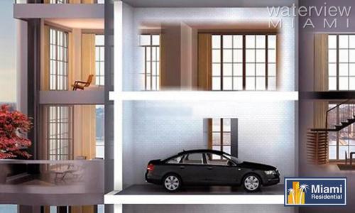 PorscheTower_Structure