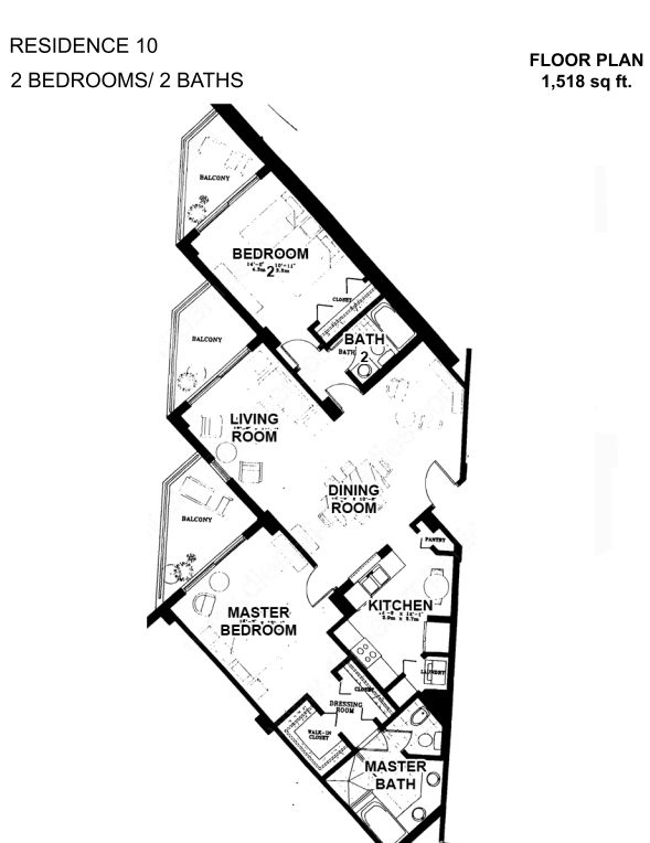 One Tequesta Point Condos For Sale Prices And Floor Plans