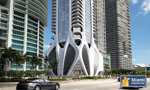 1000 Museum Premium Residences In Downtown Miami
