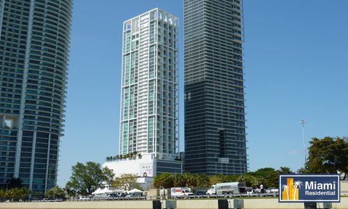 Ten Museum Park Residences In Miami Downtown