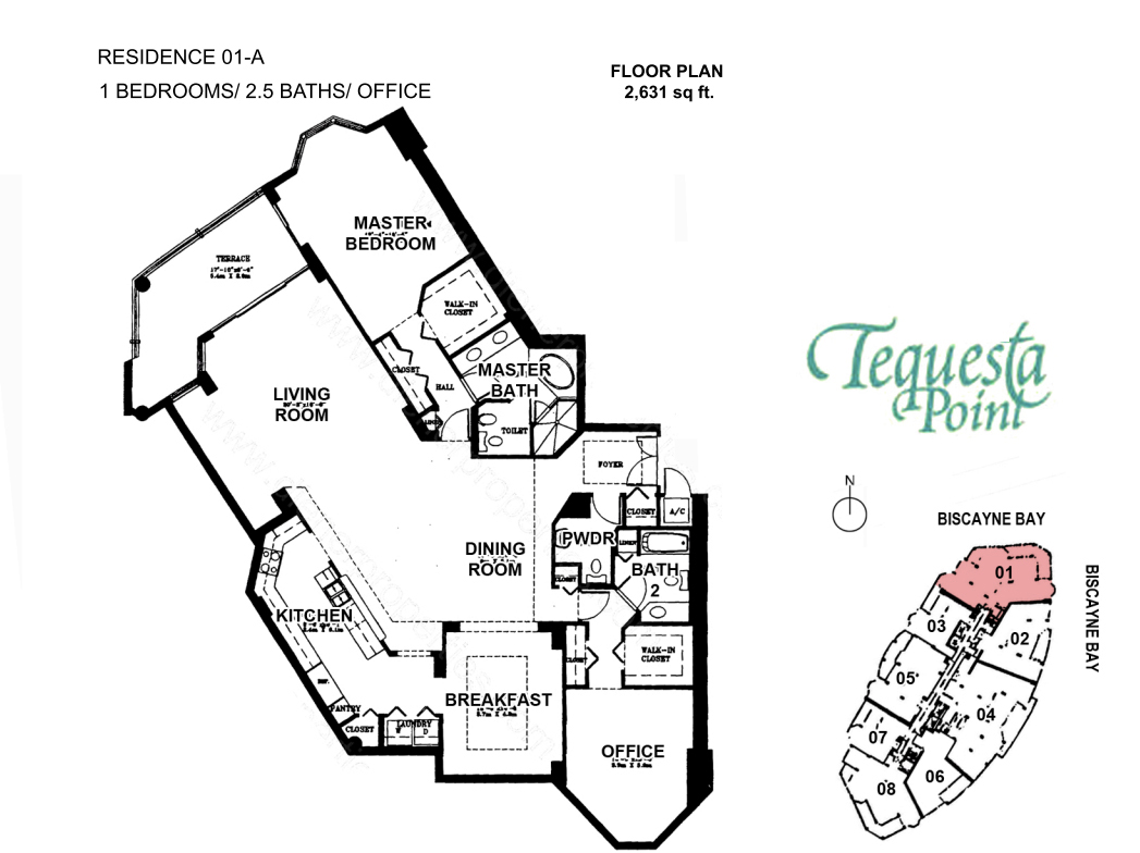 Two Tequesta Point Condos For Sale Prices And Floor Plans