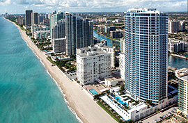 Hallandale-Hollywood Condos