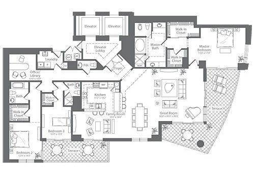 Diplomat Residences Luxury Residences In Hollywood