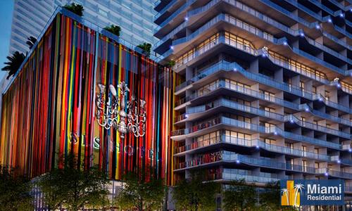 SLS-Brickell-Building