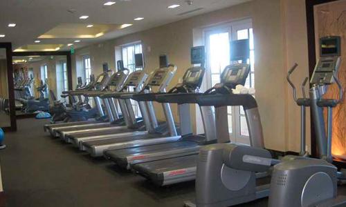Acqualina-Gym