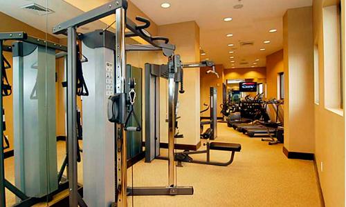 Sayan-Fitness-Center